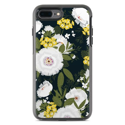 OtterBox Symmetry iPhone 7 Plus Case Skin - Fleurette Night