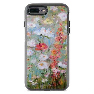 OtterBox Symmetry iPhone 7 Plus Case Skin - Flower Blooms