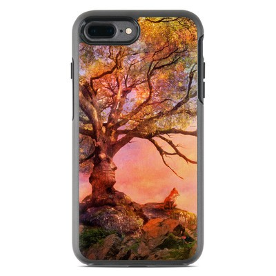 OtterBox Symmetry iPhone 7 Plus Case Skin - Fox Sunset