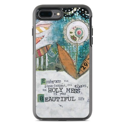 OtterBox Symmetry iPhone 7 Plus Case Skin - Holy Mess