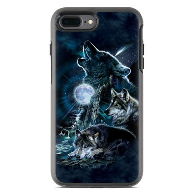 OtterBox Symmetry iPhone 7 Plus Case Skin - Howling