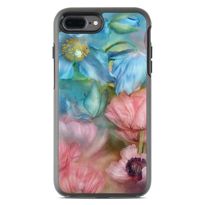 OtterBox Symmetry iPhone 7 Plus Case Skin - Poppy Garden