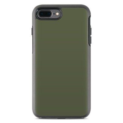 OtterBox Symmetry iPhone 7 Plus Case Skin - Solid State Olive Drab