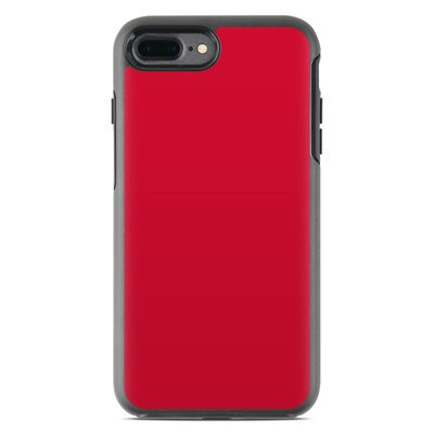 OtterBox Symmetry iPhone 7 Plus Case Skin - Solid State Red