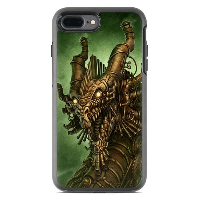 OtterBox Symmetry iPhone 7 Plus Case Skin - Steampunk Dragon