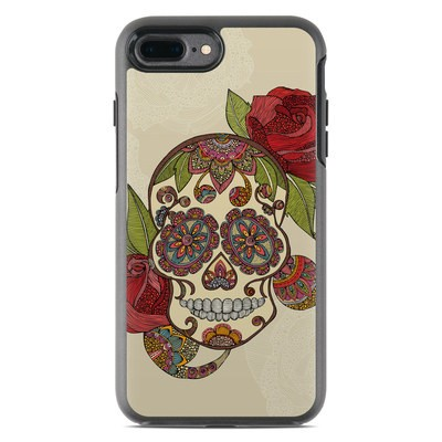 OtterBox Symmetry iPhone 7 Plus Case Skin - Sugar Skull
