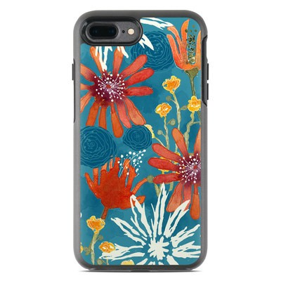 OtterBox Symmetry iPhone 7 Plus Case Skin - Sunbaked Blooms