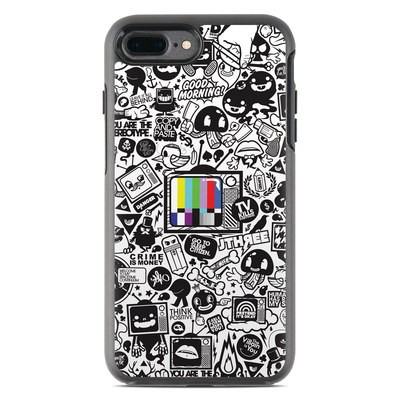 OtterBox Symmetry iPhone 7 Plus Case Skin - TV Kills Everything