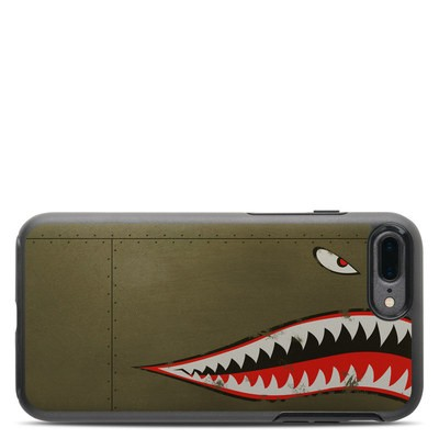 OtterBox Symmetry iPhone 7 Plus Case Skin - USAF Shark