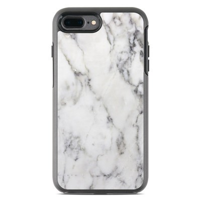 OtterBox Symmetry iPhone 7 Plus Case Skin - White Marble