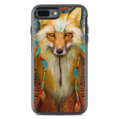 OtterBox Symmetry iPhone 7 Plus Case Skin - Wise Fox