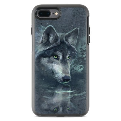 OtterBox Symmetry iPhone 7 Plus Case Skin - Wolf Reflection