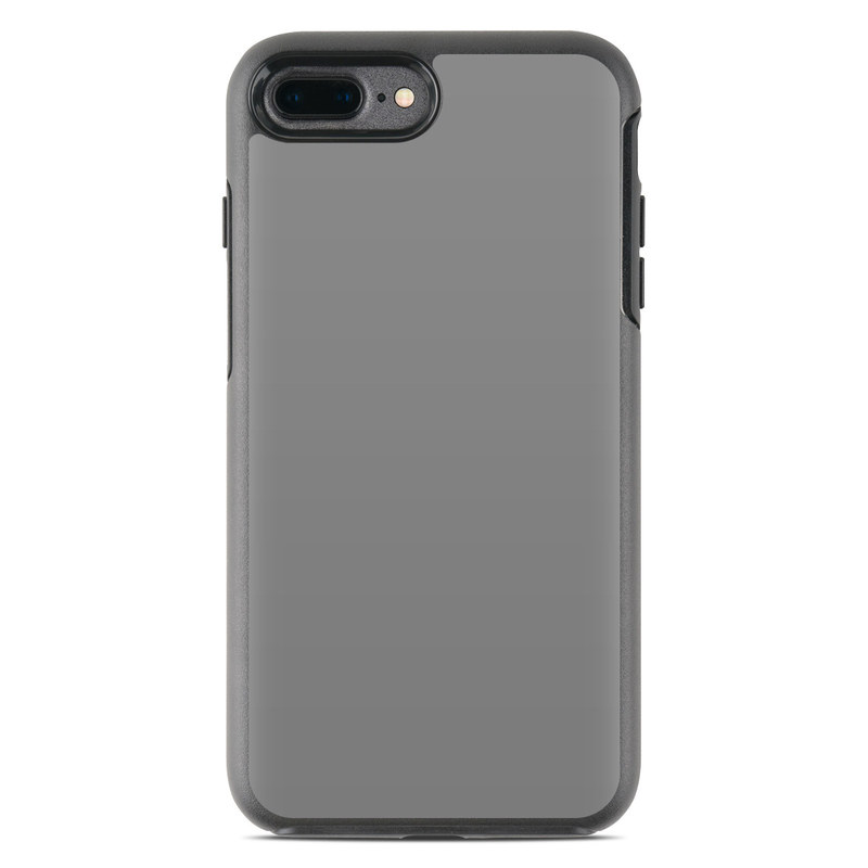 buy online 7fbf2 c0264 OtterBox Symmetry iPhone 7 Plus Case Skin - Solid State Grey