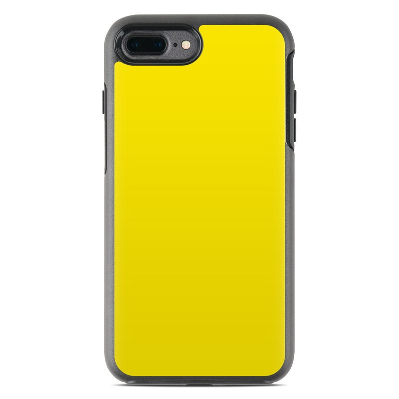 e479673e26bb82 OtterBox Symmetry iPhone 7 Plus Case Skin - Solid State Yellow by ...