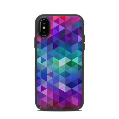 OtterBox Symmetry iPhone X Case Skin - Charmed