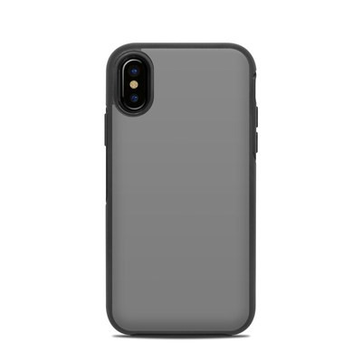 OtterBox Symmetry iPhone X Case Skin - Solid State Grey