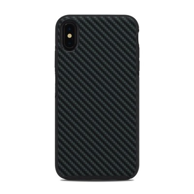 OtterBox Symmetry iPhone XS Max Case Skin - Carbon