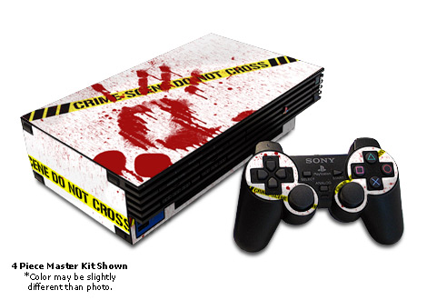 PS2 Skin - Crime Scene Revisited