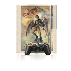 PS3 Skin - The Black Baron