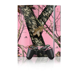 PS3 Skin - Break-Up Pink