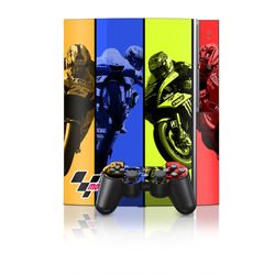 PS3 Skin - Race Panels