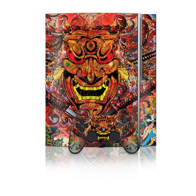 PS3 Skin - Asian Crest