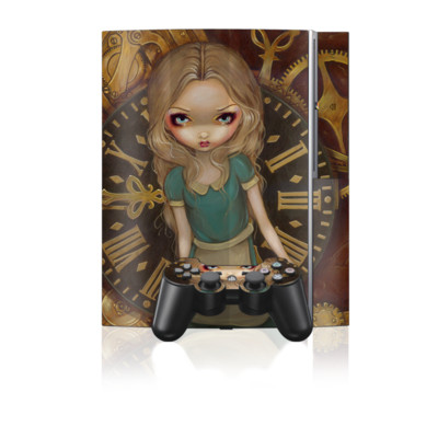 PS3 Skin - Alice Clockwork