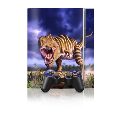 PS3 Skin - Brown Rex