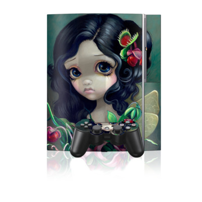 PS3 Skin - Carnivorous Bouquet