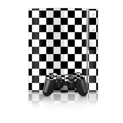 PS3 Skin - Checkers