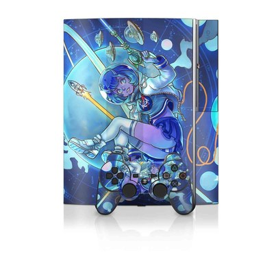 PS3 Skin - We Come in Peace