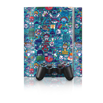 PS3 Skin - Cosmic Ray