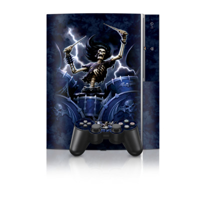 PS3 Skin - Death Drummer