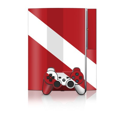 PS3 Skin - Diver Down