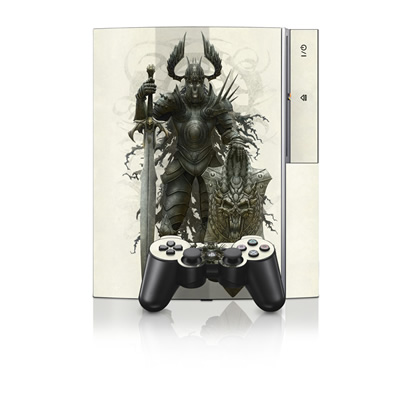 PS3 Skin - Dark Knight