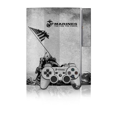 PS3 Skin - Flag Raise