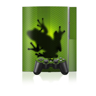 PS3 Skin - Frog