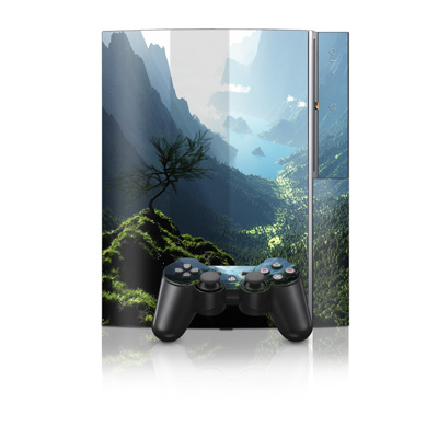 PS3 Skin - Highland Spring