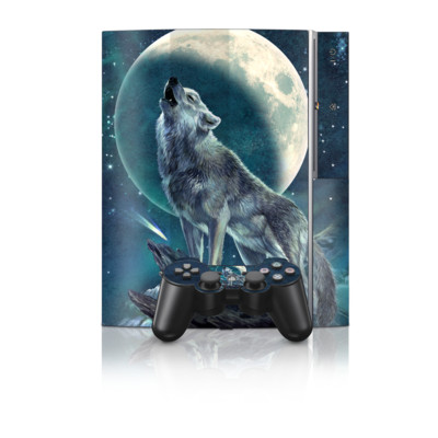 PS3 Skin - Howling Moon Soloist