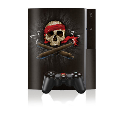PS3 Skin - High Seas Drifter