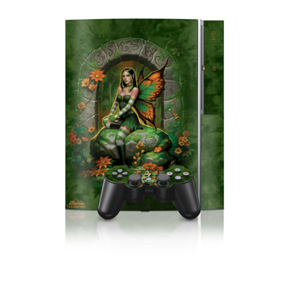PS3 Skin - Jade Fairy