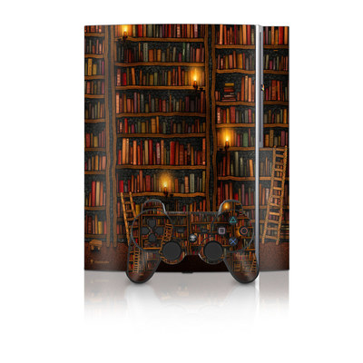 PS3 Skin - Library