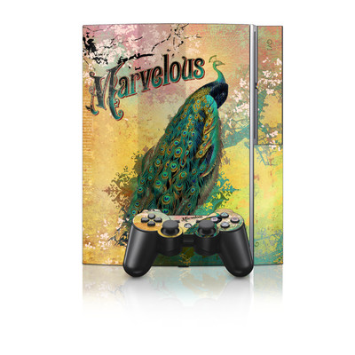 PS3 Skin - Marvelous