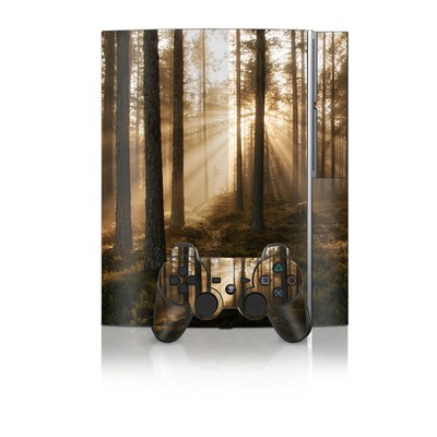 PS3 Skin - Misty Trail