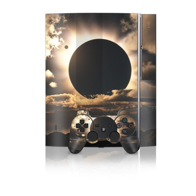 PS3 Skin - Moon Shadow