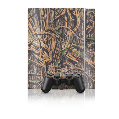 PS3 Skin - New Shadow Grass