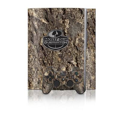 PS3 Skin - Mossy Oak Overwatch