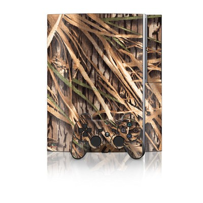 PS3 Skin - Shadow Grass