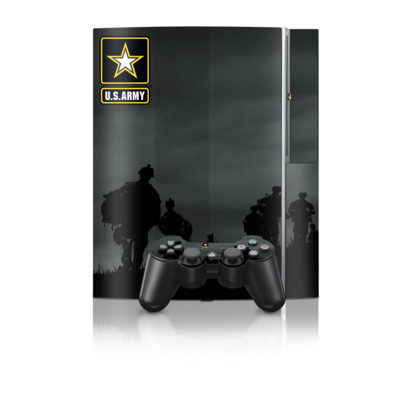 PS3 Skin - Night Action
