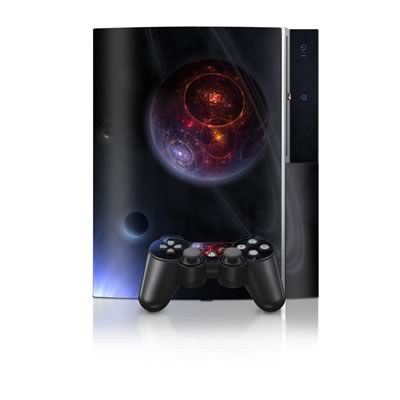 PS3 Skin - Phraxis